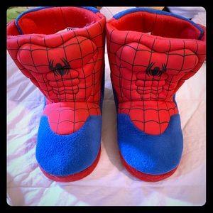 Kids Spider-Man slippers/booties